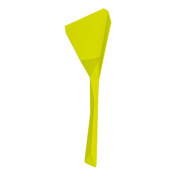 Koziol - Kant Pfannenwender, senfgrün