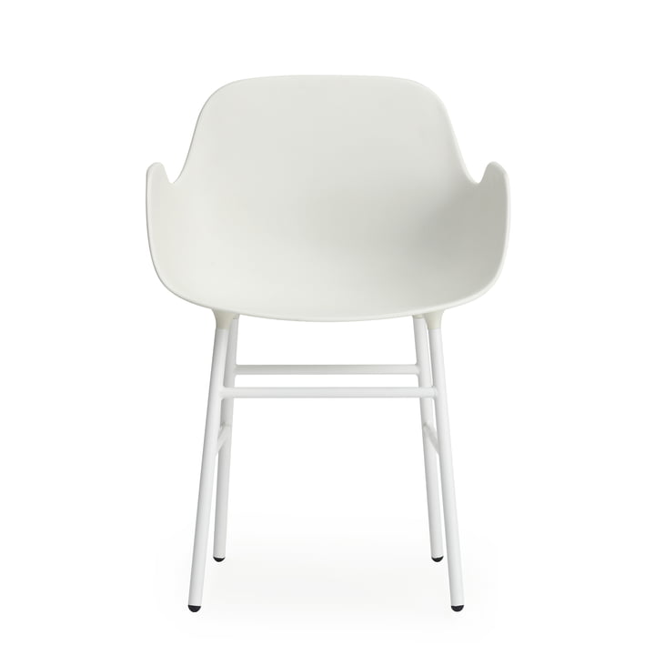 Form Armlehnstuhl (Stahl) von Normann Copenhagen