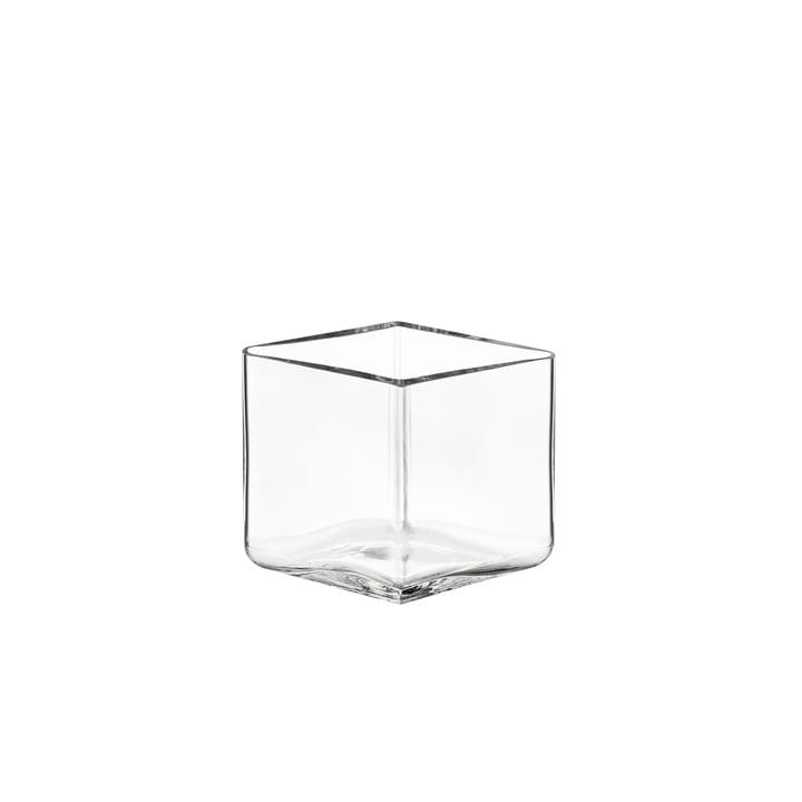 Ruutu Vase 115 x 80 mm von Iittala in klar