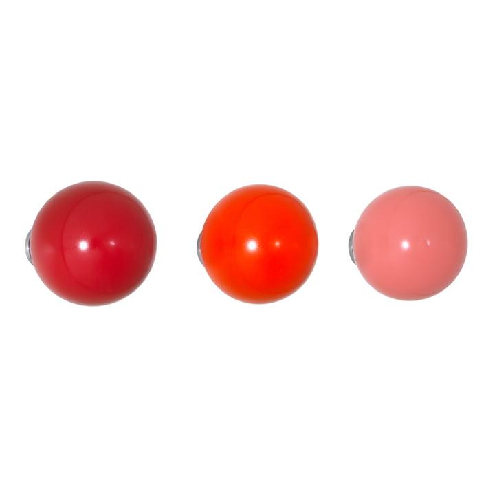 Vitra - Coat Dots, rot