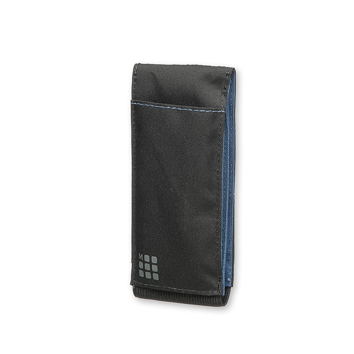 Moleskine - Utensilienband Pocket, paynesgrau