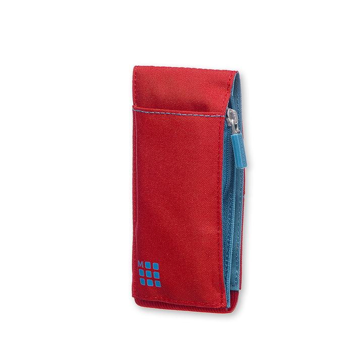 Moleskine - Utensilienband Pocket, scharlachrot