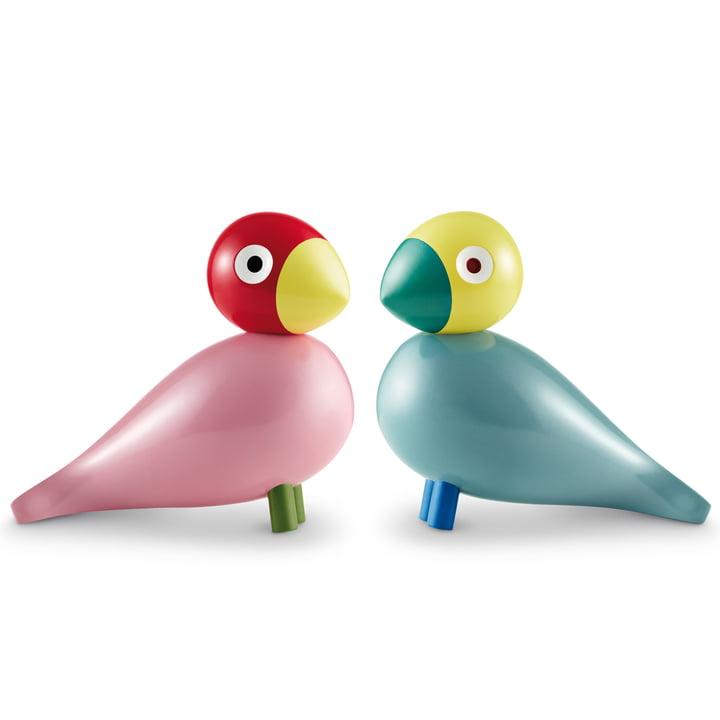 Singvögel Ruth & Sunshine von Kay Bojesen