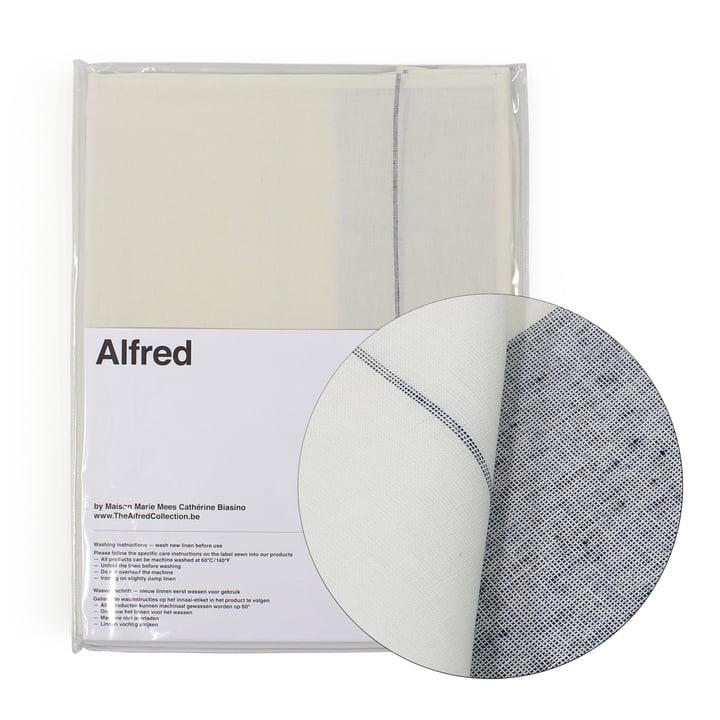 Alfred - Martha Geschirrtuch Verpackung mit Detail
