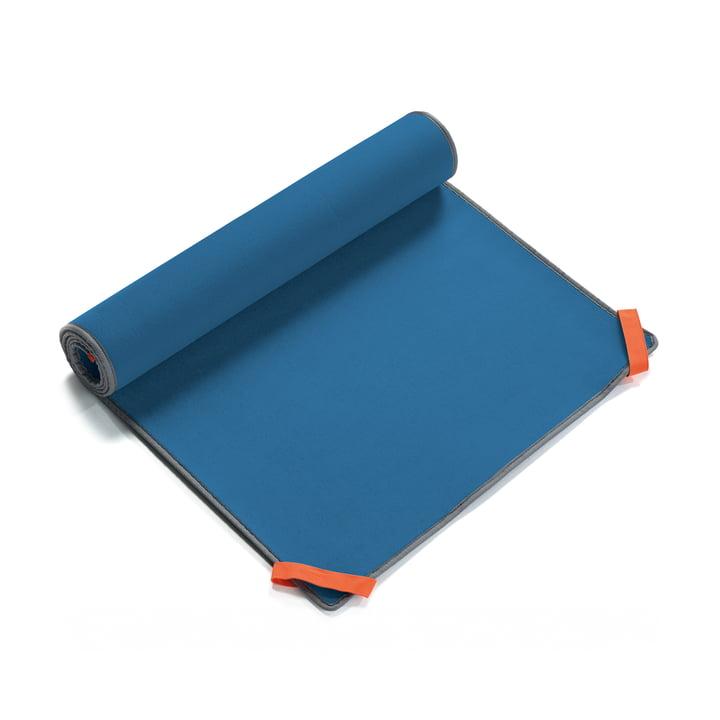 Tehe Moe Strandmatte von Terra Nation in Blau