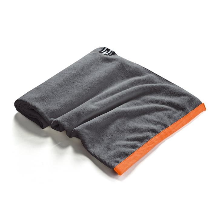 Agi Moe Handtuch von Terra Nation in Grau