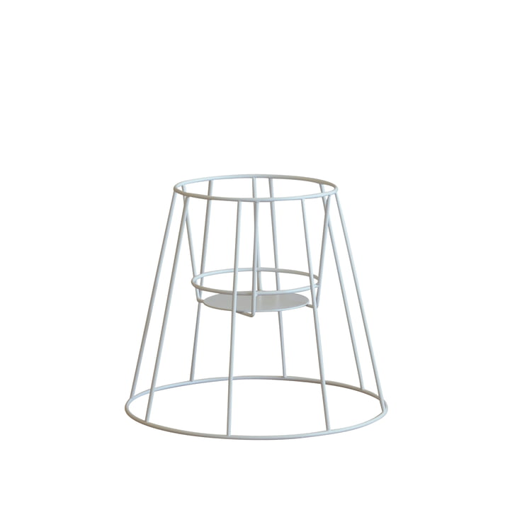 OK Design - Cibele Blumentopfständer Small, weiß
