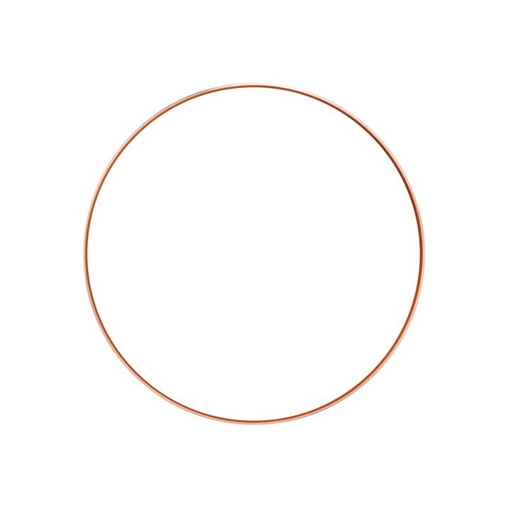 Flos - Deko-Ring zur Clara Wand- und Deckenleuchte, kupfer