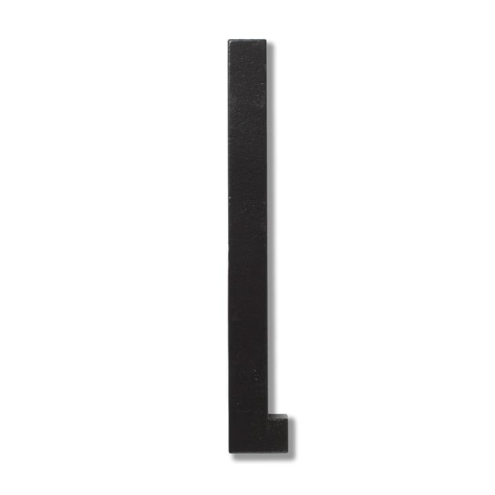 Wooden Letters Indoor L von Design Letters in Schwarz