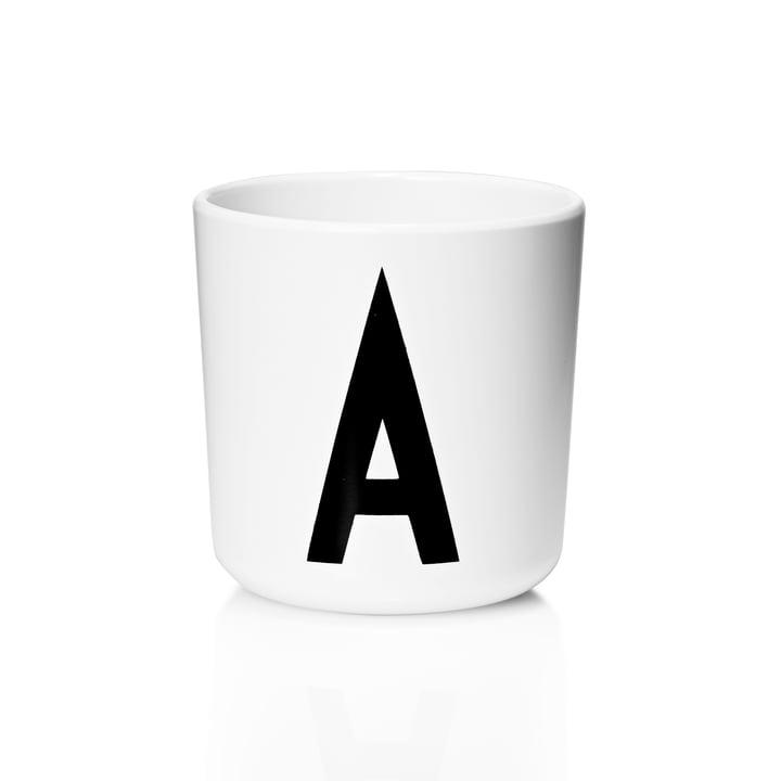 Design Letters - AJ Melamin Becher A