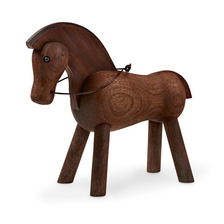 Seitenansicht des Kay Bojesen Pferds