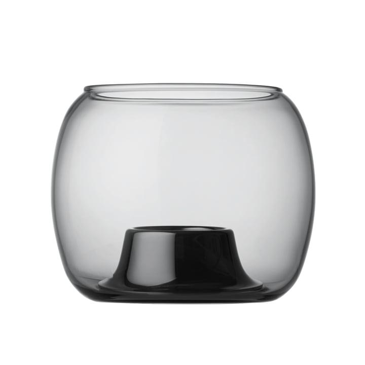 Iittala - Kaasa Teelichthalter 141 x 115 mm, grau