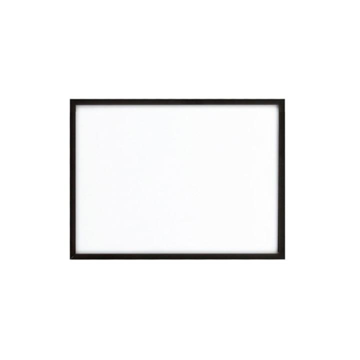 by lassen - Illustrate Bilderrahmen A5, 21,5 x 14,8 cm, schwarz