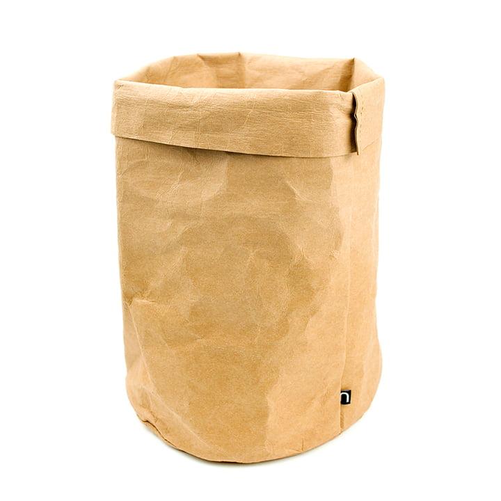 Storage Papiersack von Novoform in natur