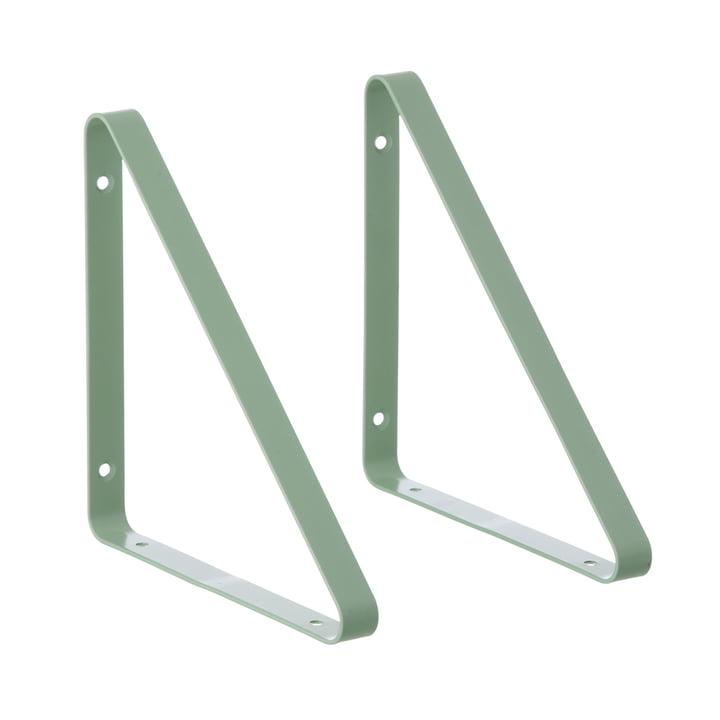 ferm Living - Shelf Hangers Regalsystem, mint