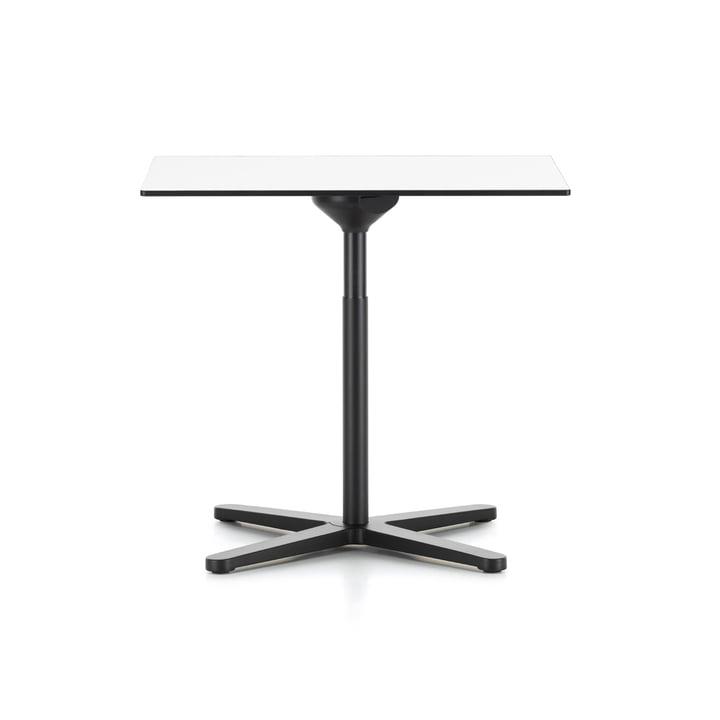 Super Fold Table 75 x 75 cm von Vitra in weiss (Melamin-beschichtet)