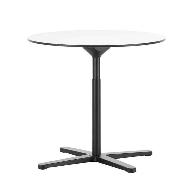 Super Fold Table Ø 796 mm von Vitra in weiss