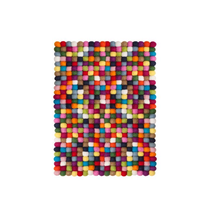 Lotte Teppich Rechteckig, 70 × 100 cm von myfelt