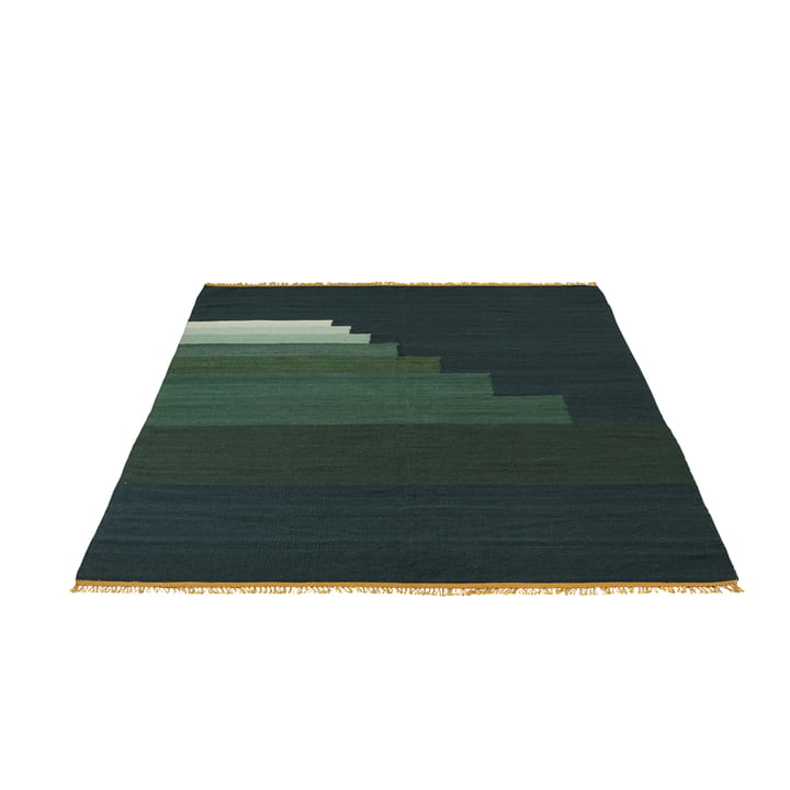 Another Rug AP3 Teppich, 170 x 240 cm von &Tradition in Jadegrün
