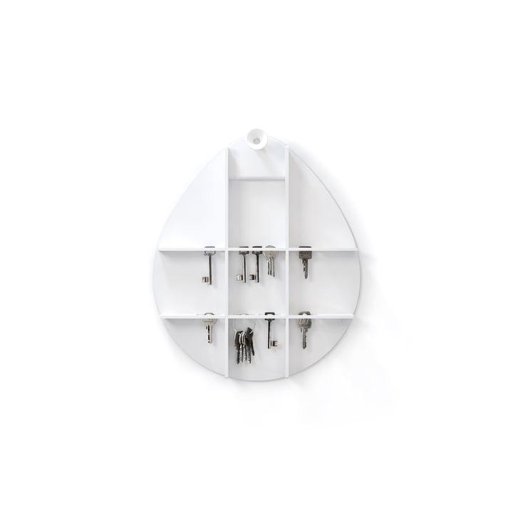 Rizz - Schlüsselschrank The Cabinet in Weiss