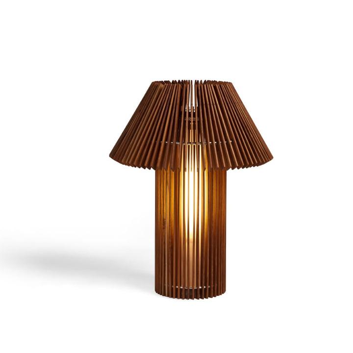 Wood Lamp Steh-/ Tischleuchte von Skitsch in klein