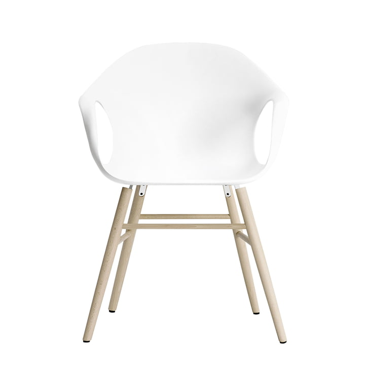 Kristalia - Elephant Stuhl in Weiss