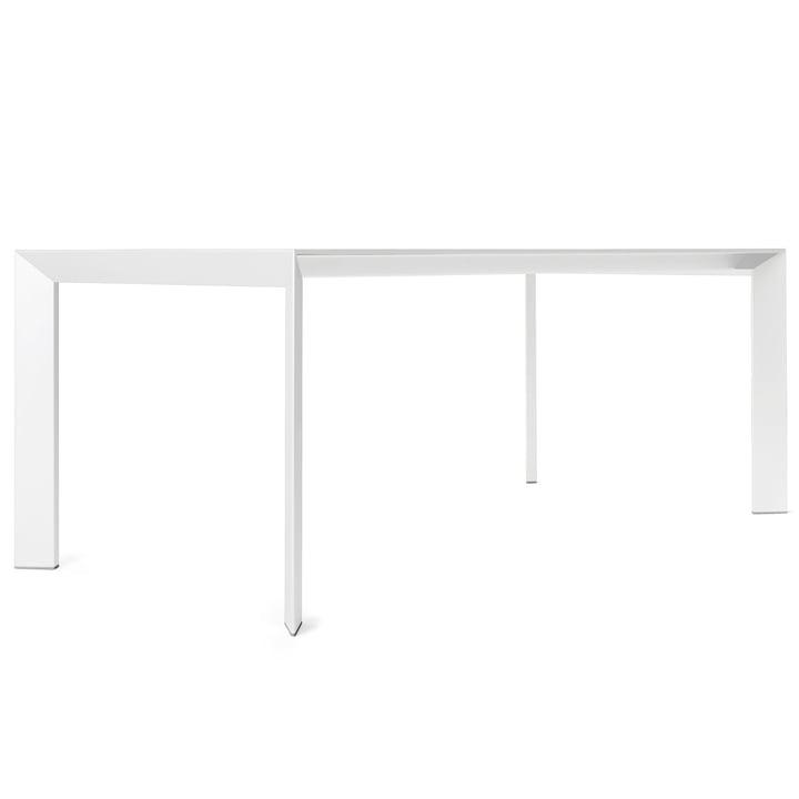 Kristalia - Nori Tisch in Pure White