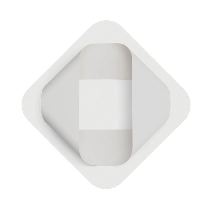 Kristalia - Möbius Couchtisch Aufsicht
