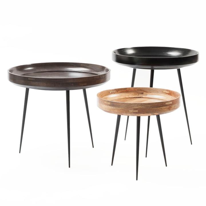 Bowl Table Familie von Mater
