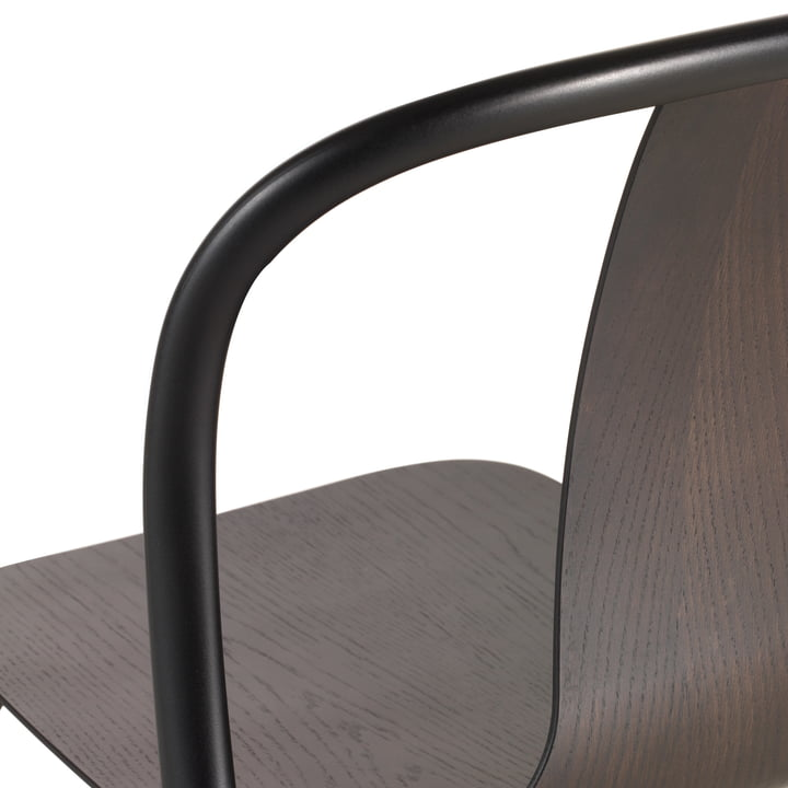 Detailabbildung Belleville Chair Wood von Vitra