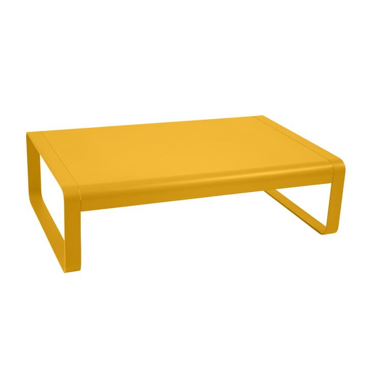 Bellevie Niedriger Tisch von Fermob in Honig