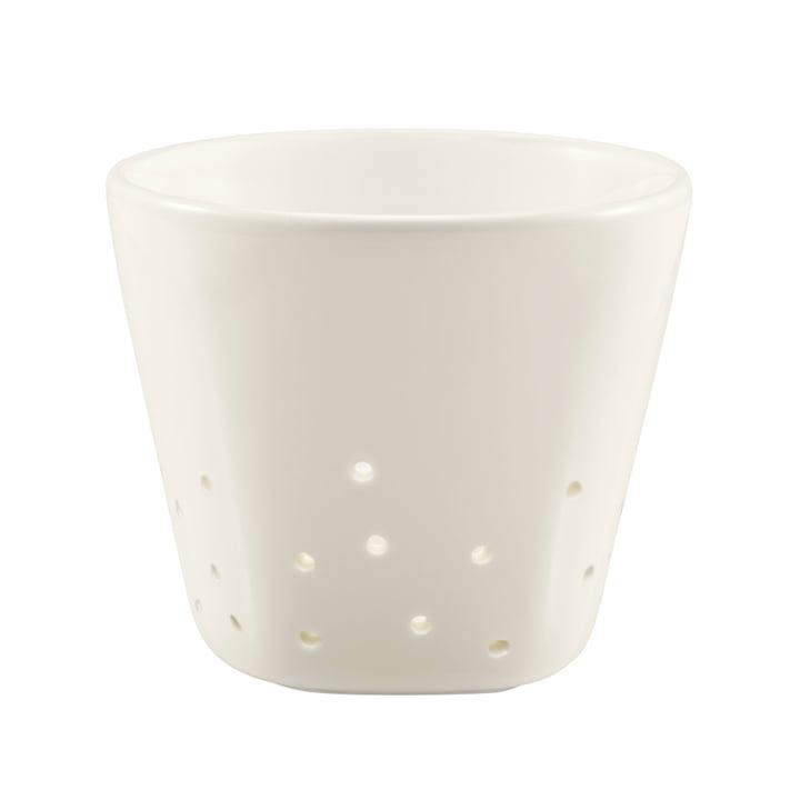 Iittala X Issey Miyake - Teelichthalter 70 mm, weiss