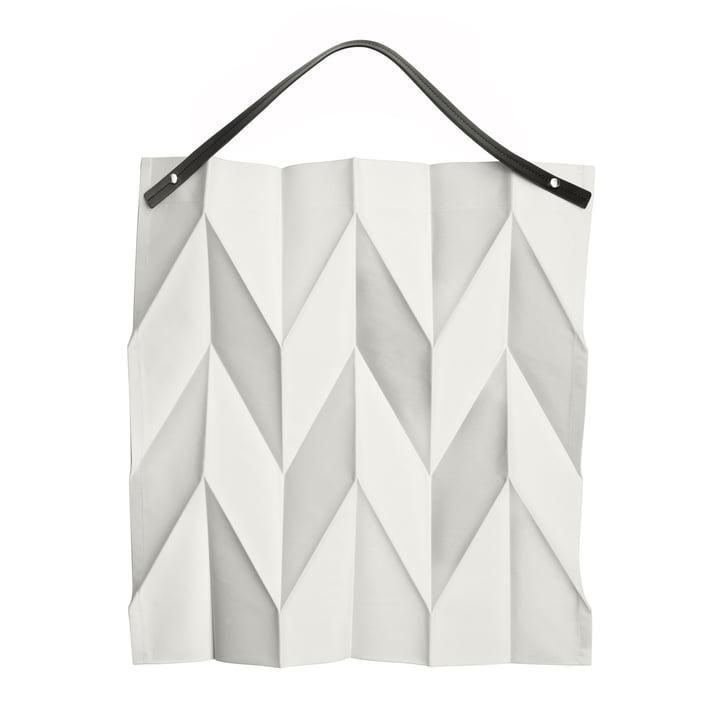 Iittala X Issey Miyake - Bag 54 x 52 cm, elfenbein