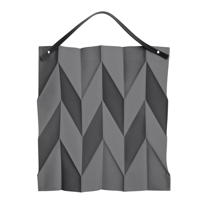 Iittala X Issey Miyake - Bag 54 x 52 cm, dunkelgrau