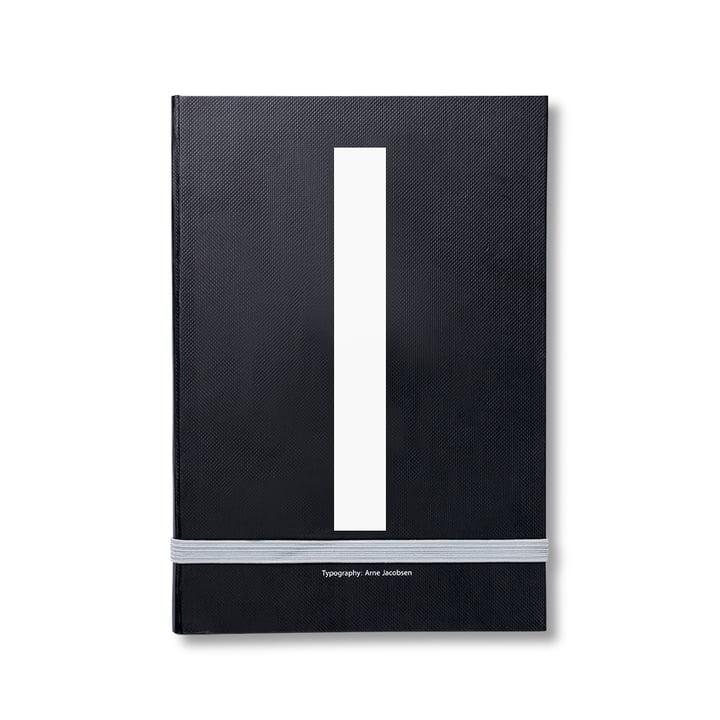 Design Letters - Personal Notizbuch von A-Z, I