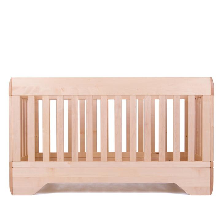 Babybett Echo Crib von Kalon aus Ahorn