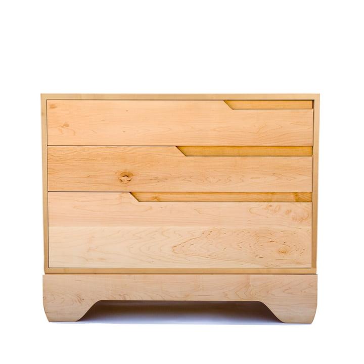 Kalon - Kommode Echo Dresser, Ahorn / Ahorn