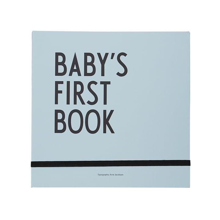 Baby's First Book von Design Letters in Türkis