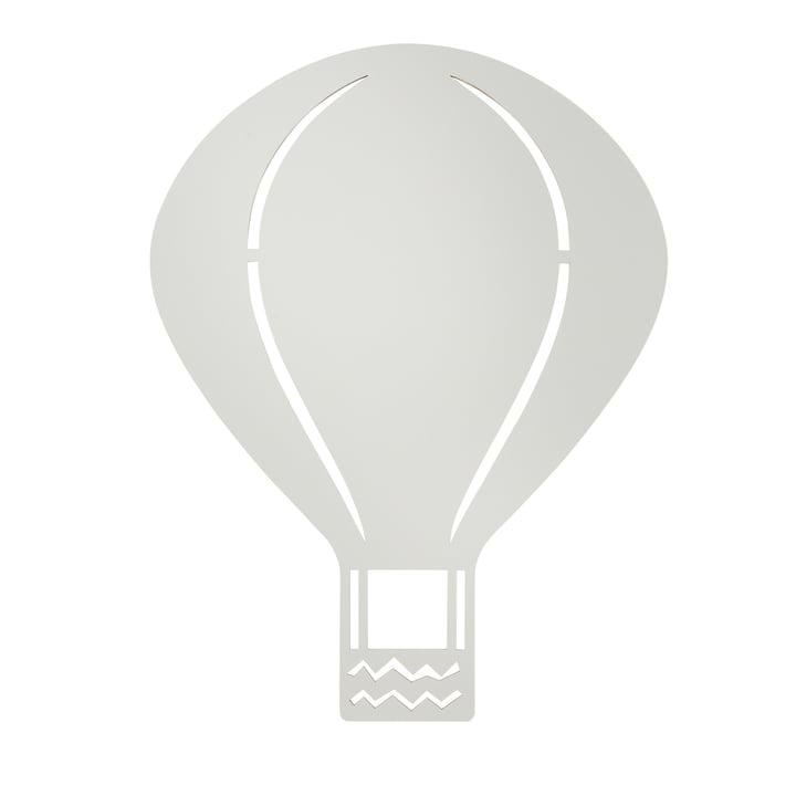 Luftballonlampe von ferm Living in Grau