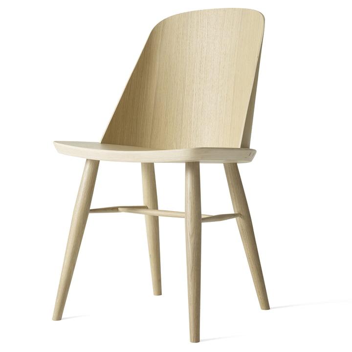 Der Synnes Chair von Menu in Eiche natur