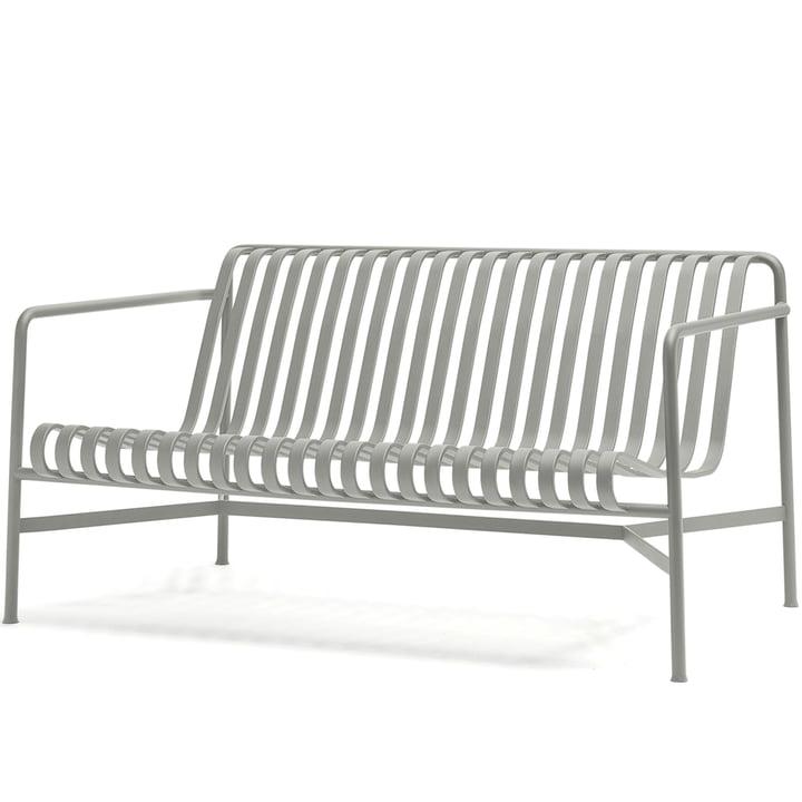 Das Palissade Lounge Sofa von Hay in hellgrau