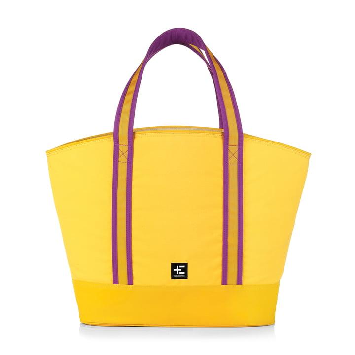Rau Kopu Strandtasche von Terra Nation in Gelb