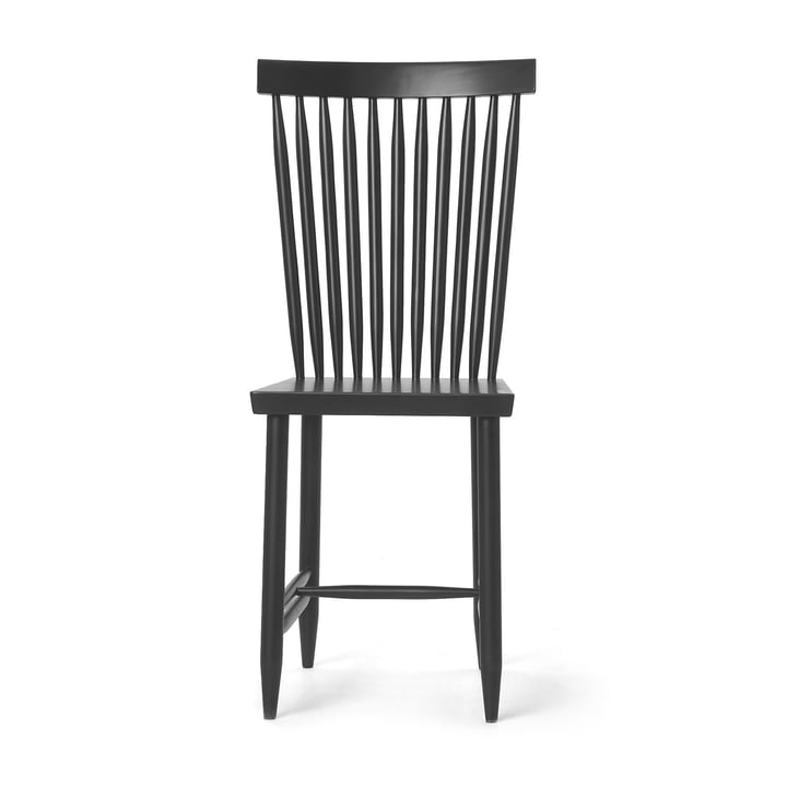Der Family Chair No. 2 in schwarz von Design House Stockholm