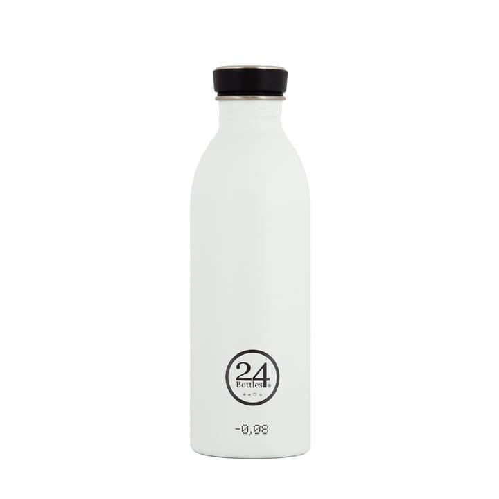 Be urban Be green Edition 0,5 l in ice white von 24Bottles