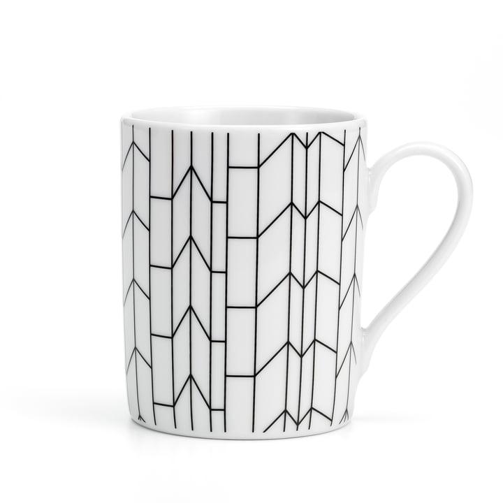 Der Coffee Mug, Graph von Vitra