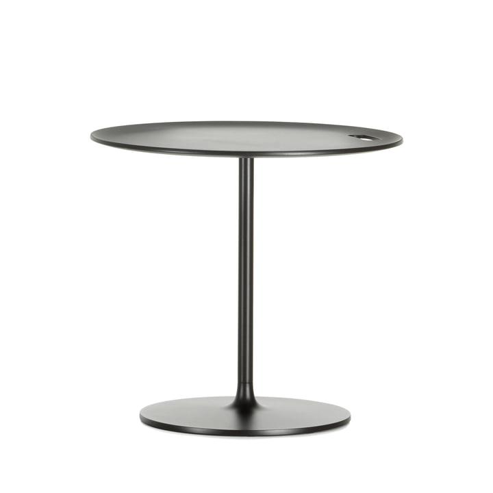Occasional Low Table 45 von Vitra aus Aluminium und Metall in Chocolat