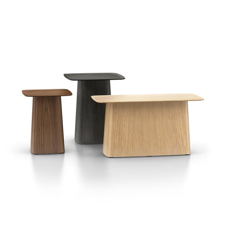 Wooden Side Table von Vitra