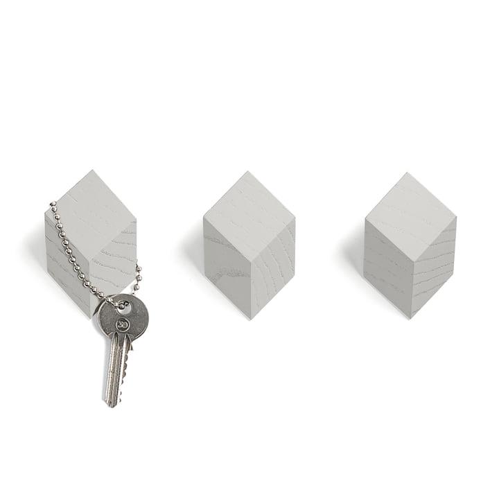 Geometrische Schlüsselhaken