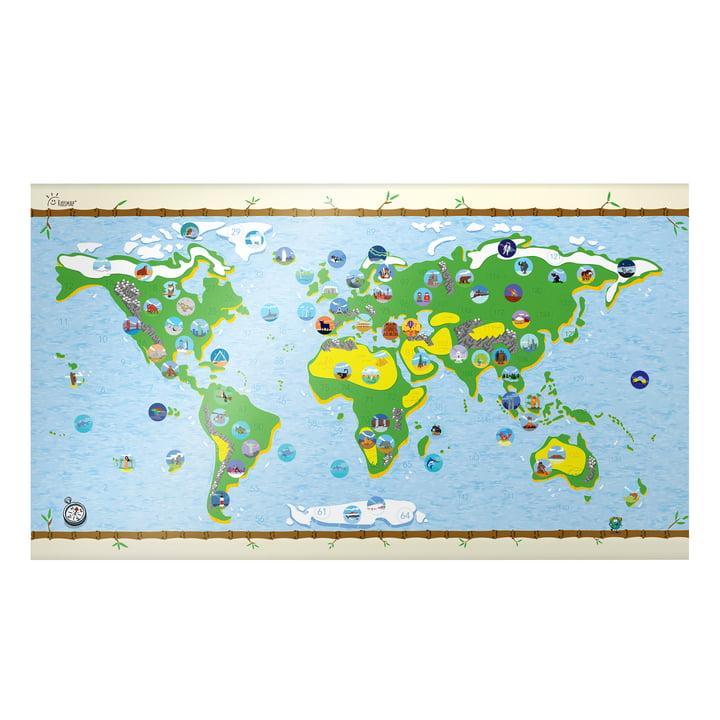 Kids Map von Awesome Maps