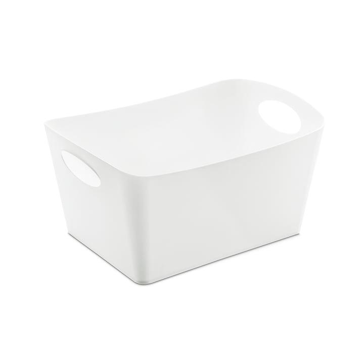 Boxxx M Aufbewahrungsbox von Koziol in Weiss
